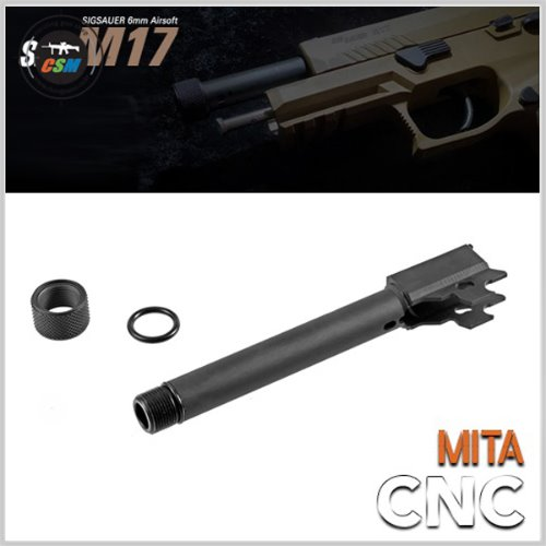 SIG M17 Threaded Outer Barrel / 14mm CCW