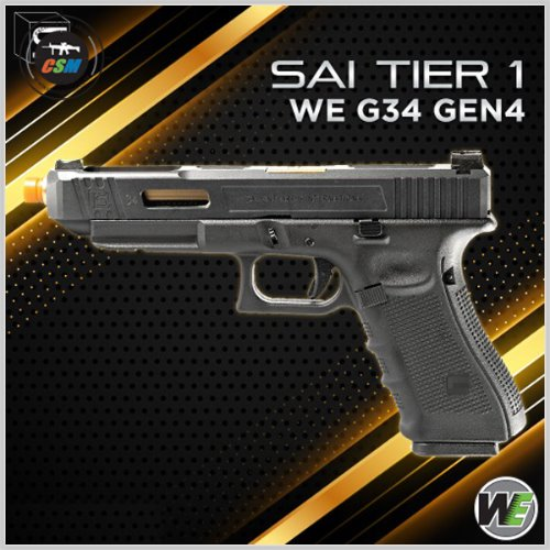 [WE] SAI Tier One G34 Gen4 + 사은품패키지