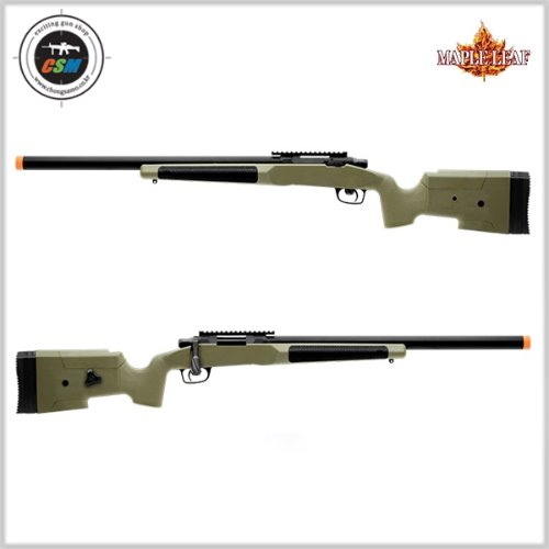 [Maple Leaf] MLC 338 Bolt Action Air Cocking Sniper Rifle - 색상선택