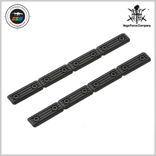 [VFC] QRS M-LOK Slot Cover (BK) 2pack / set