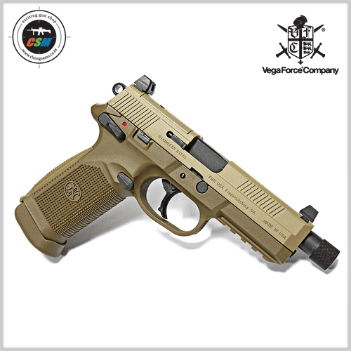 [VFC] FNX-45 Deluxe Edition (DX) GBB - TAN