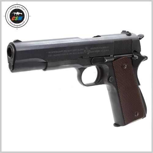 "[마루이] BARNS Real Engrave Custom M1911A1 ""D-DAY"""